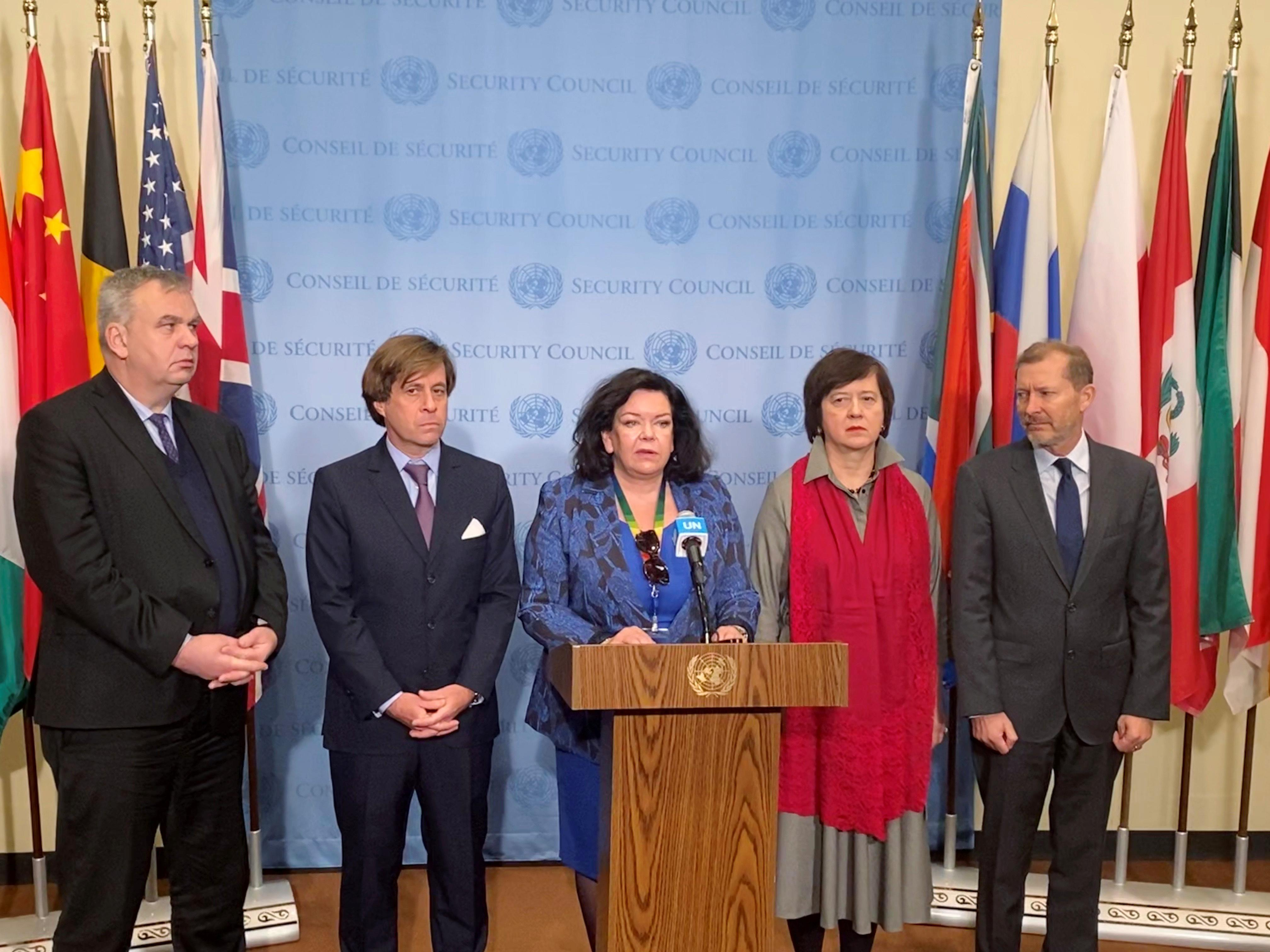 At United Nations, U.S. faces strong opposition to its shift on...