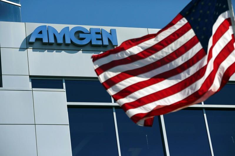 Amgen raises 2019 profit, sales view after buying Celgene psoriasis...