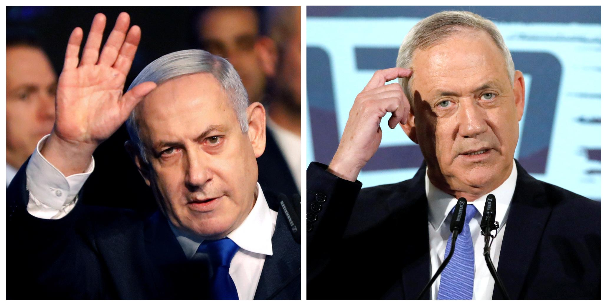 'Dark days' in Israel after PM and rival fail to form government,...
