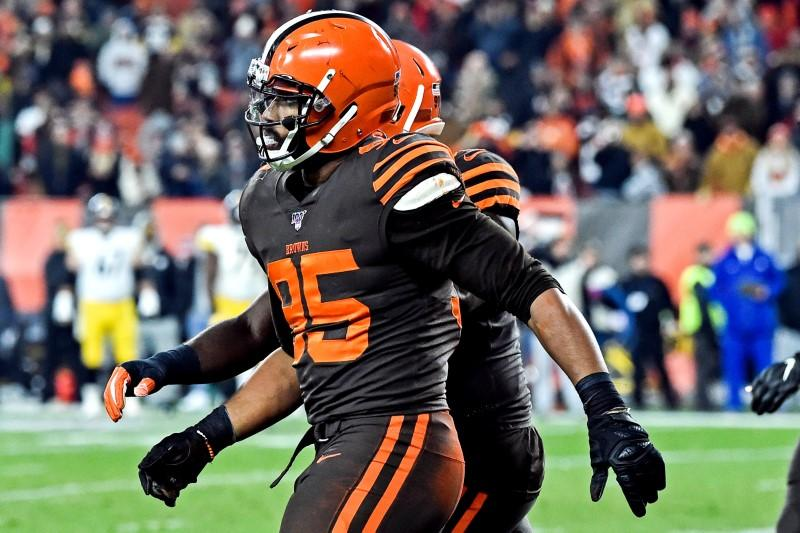 NFL upholds Browns DE Garrett's suspension, ending season
