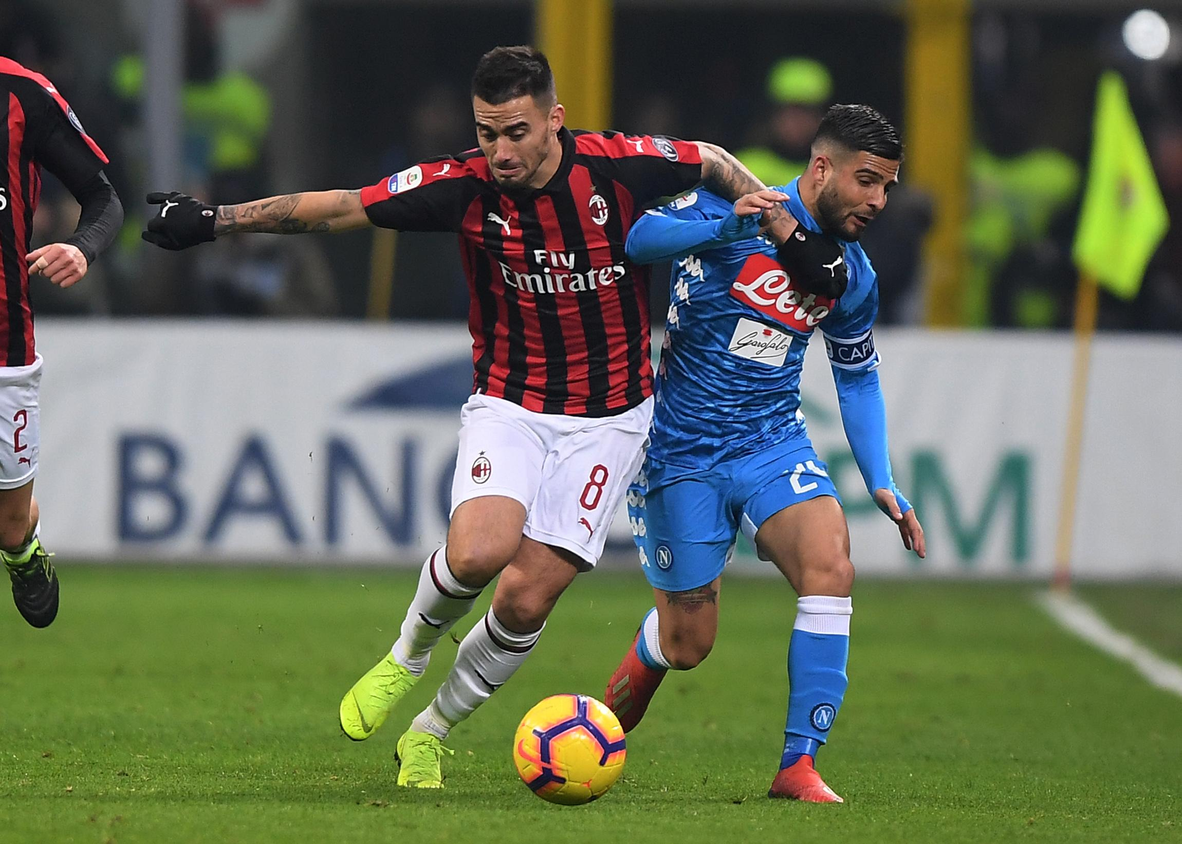Milan and Napoli still searching for winning formula after stalemate