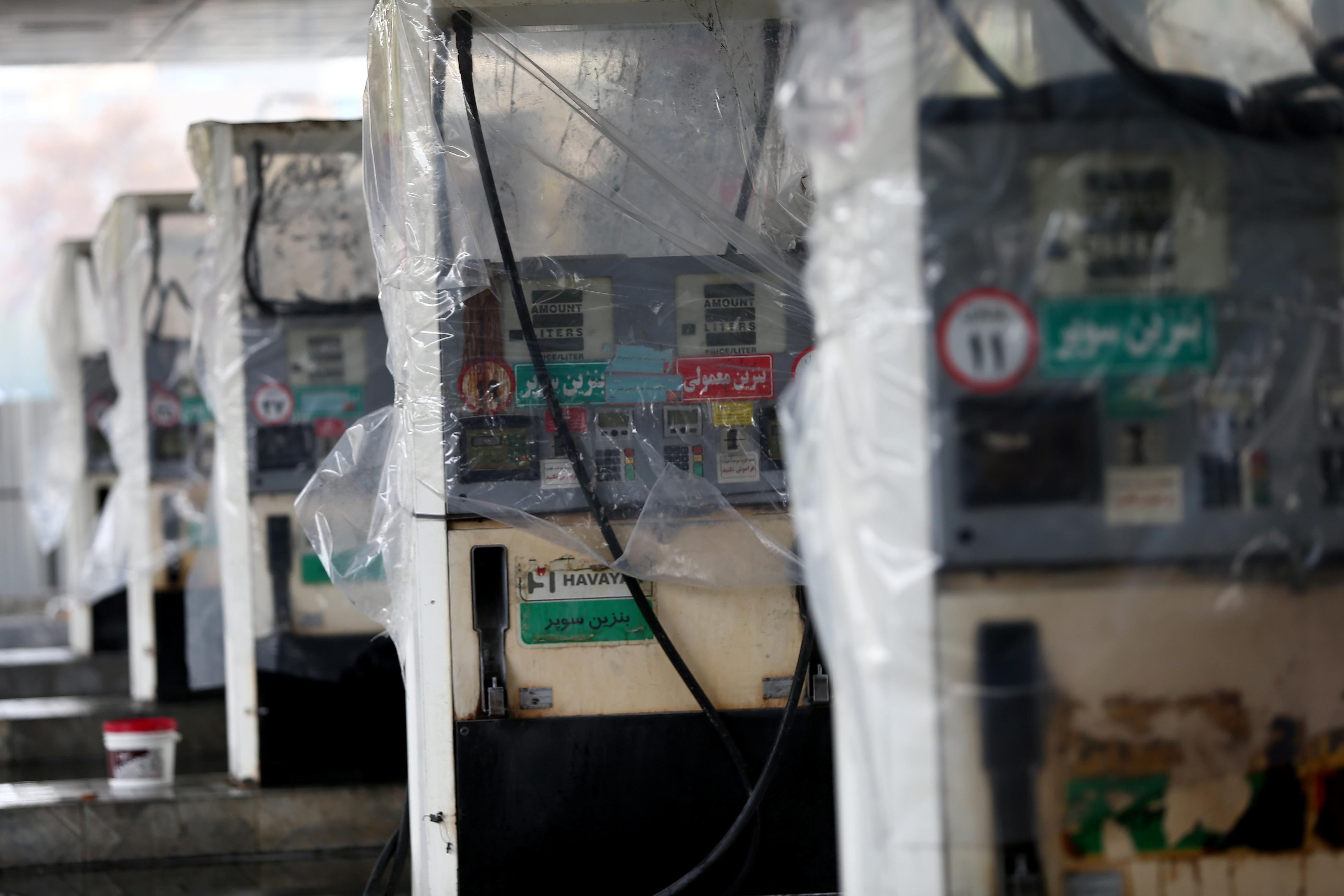 Iran's Guards call for 'maximum punishment' of fuel unrest leaders