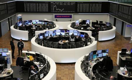 UPDATE 1-LVMH boosts European shares to one-week high; trade optimism lingers