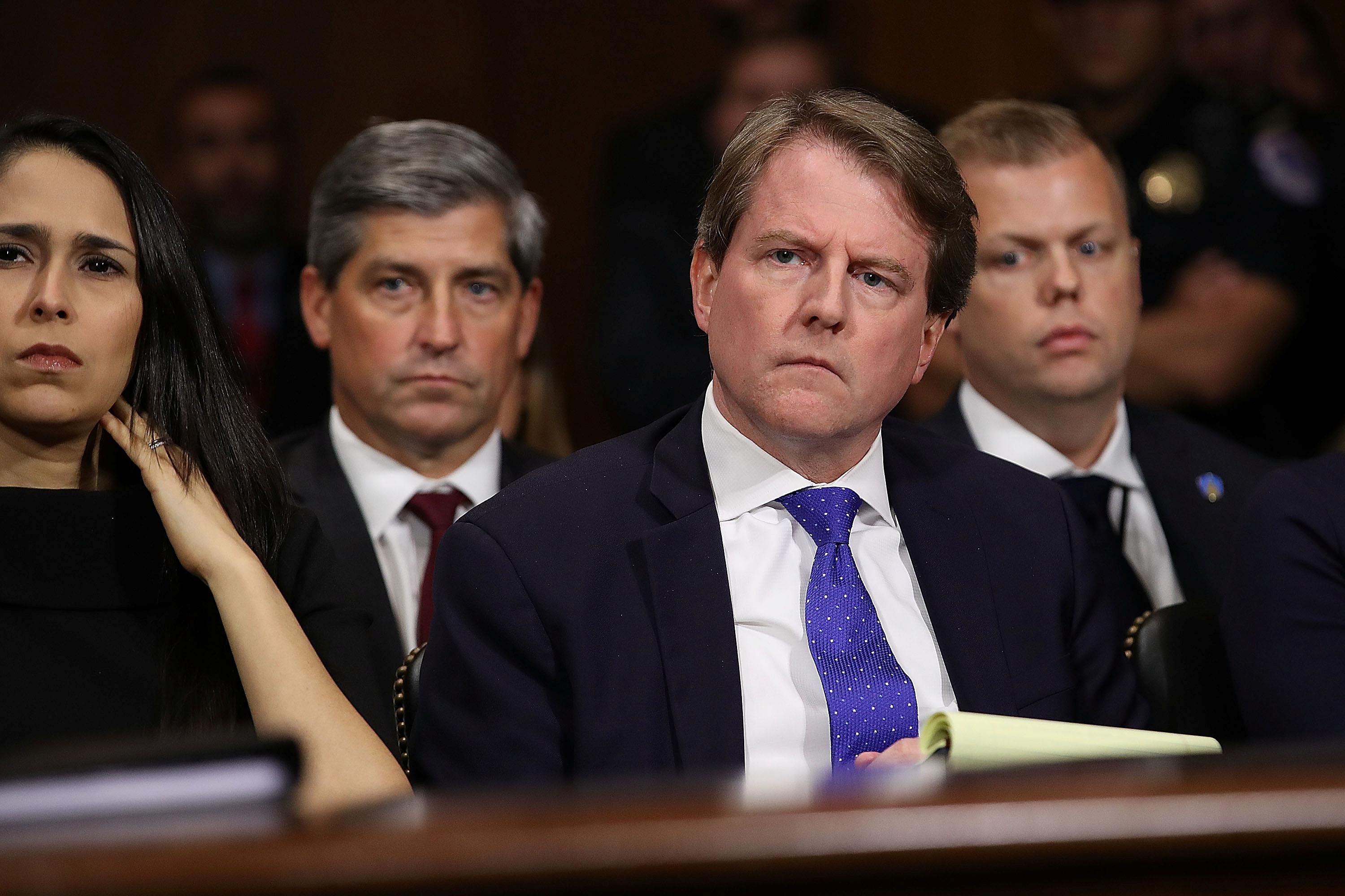 Legal experts say U.S. court ruling on White House counsel could...