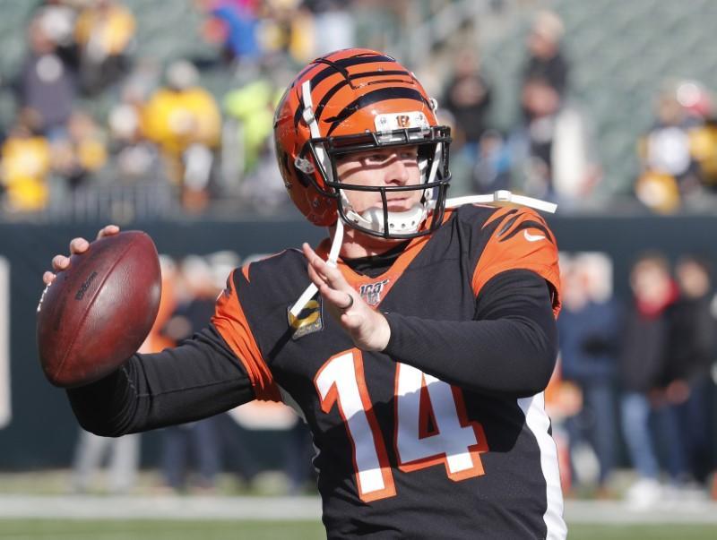NFL notebook: Bengals QB Dalton to start vs. Jets
