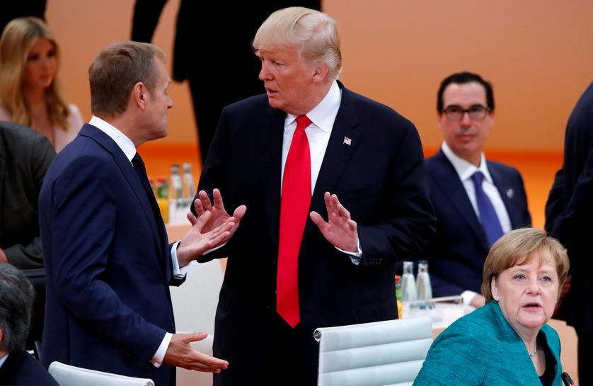 U.S. President Donald Trump poses one of the biggest challenges for the European Union because he is
