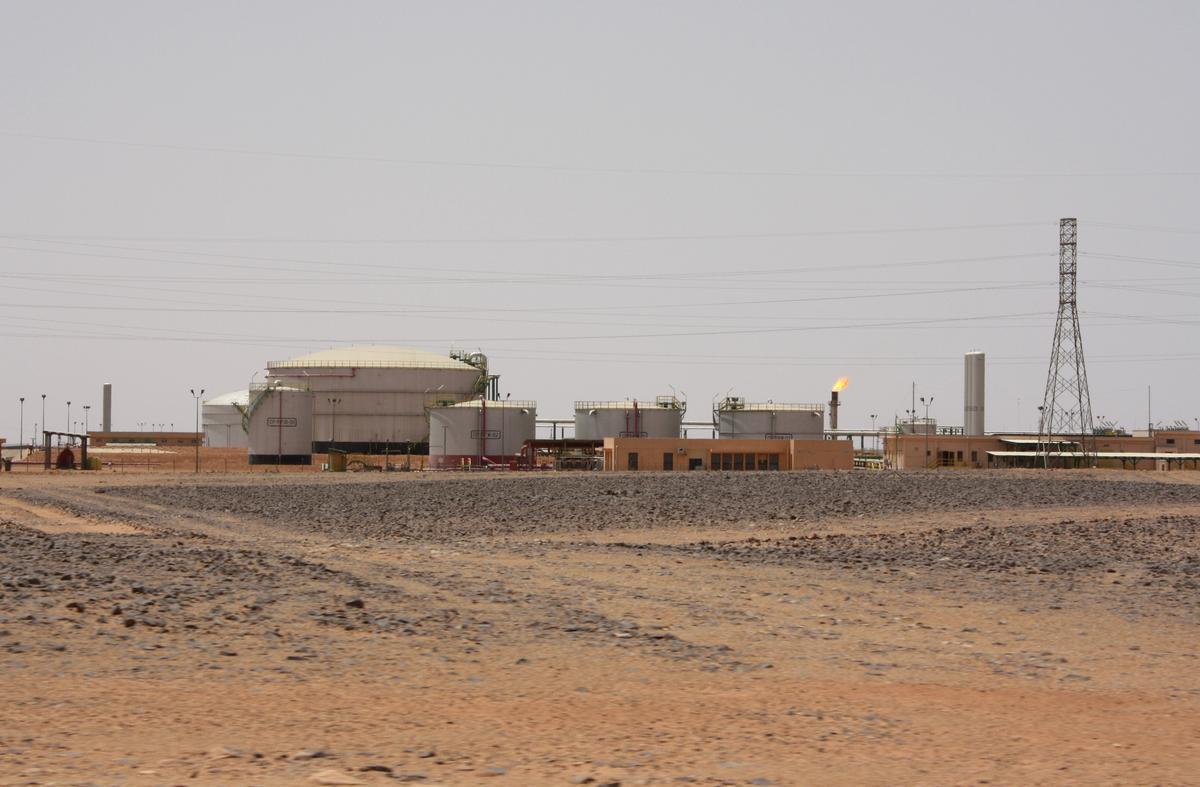 Eastern Libyan forces regain control of El Feel oilfield: LNA