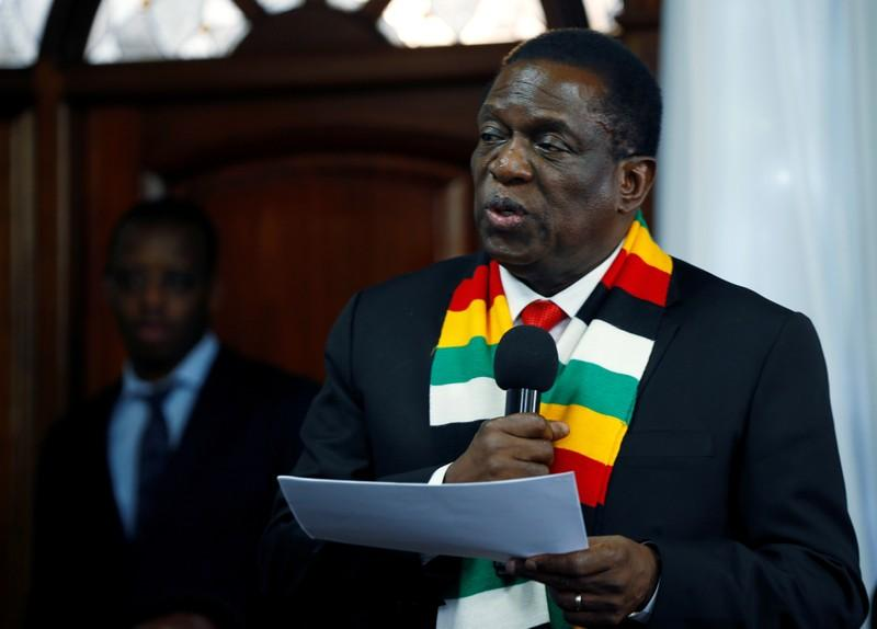 Zimbabwe president U-turns on scrapping grain subsidies – state media