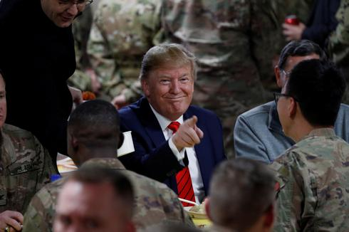 Trump makes surprise Thanksgiving trip to Afghanistan