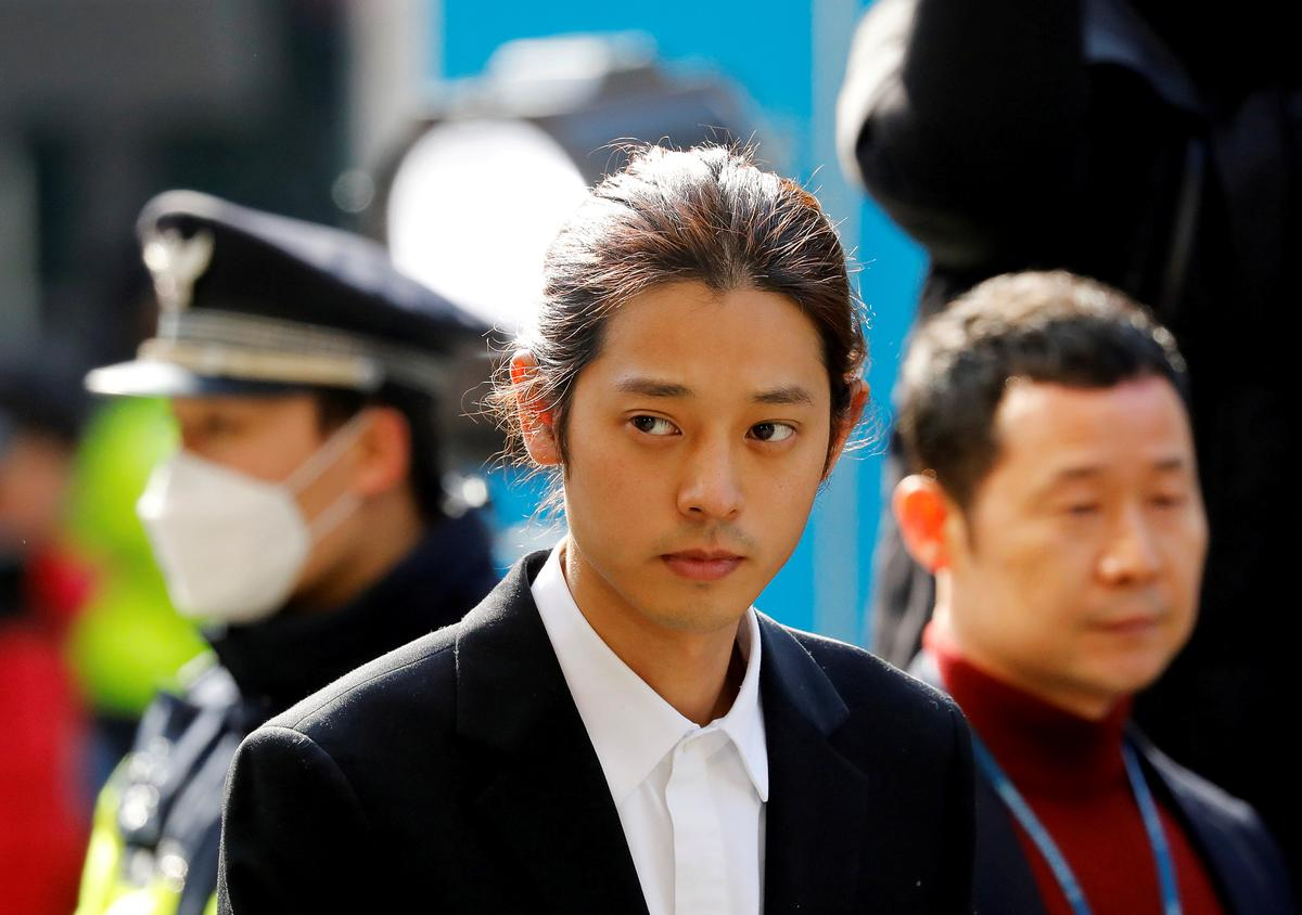 K-pop singer sentenced to six years in jail for rape, sharing secret sex videos