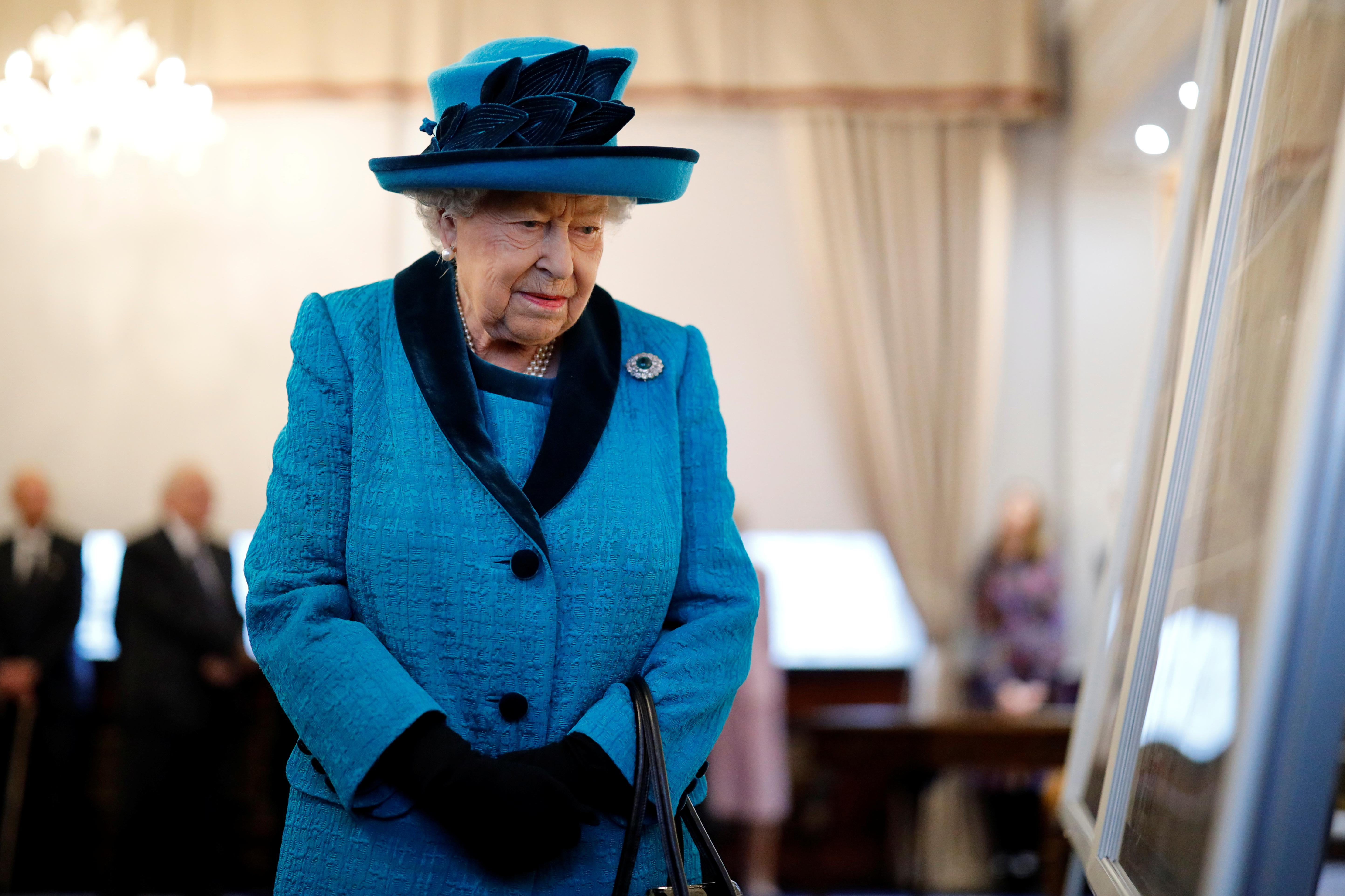 Queen is beyond reproach and distinct from royal family, UK PM...