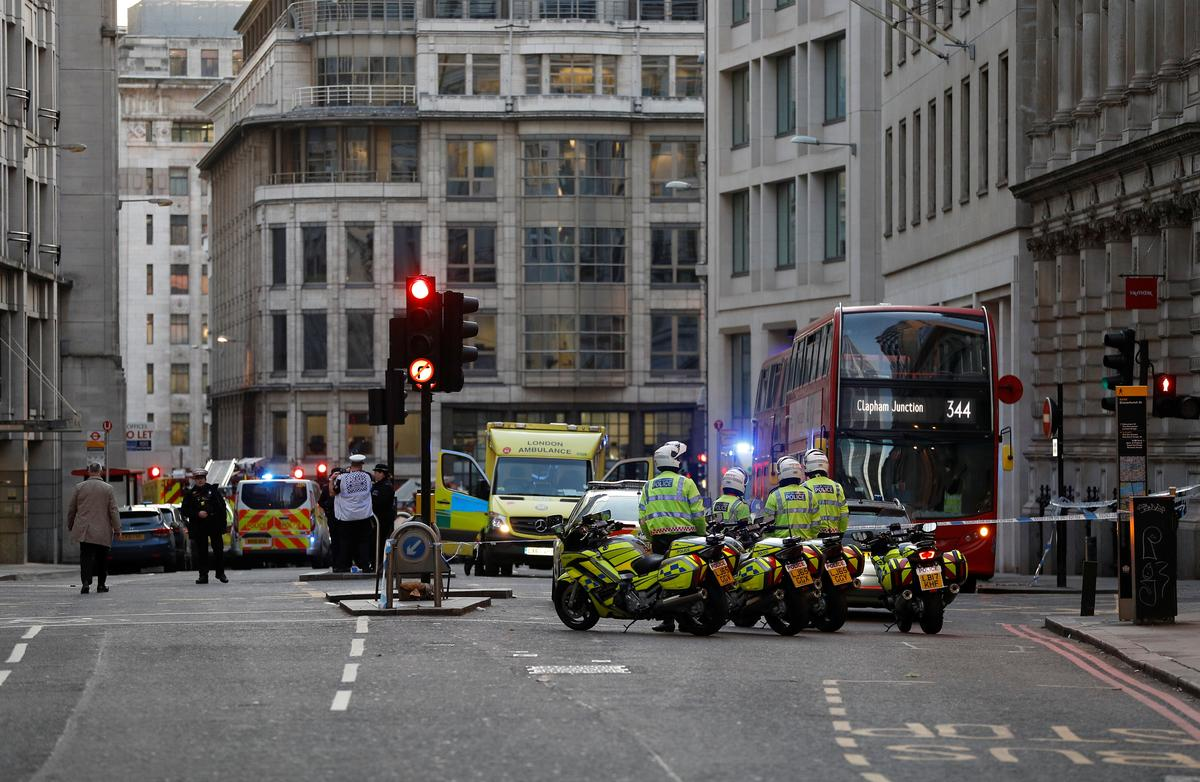 What do we know about incident in London Bridge?