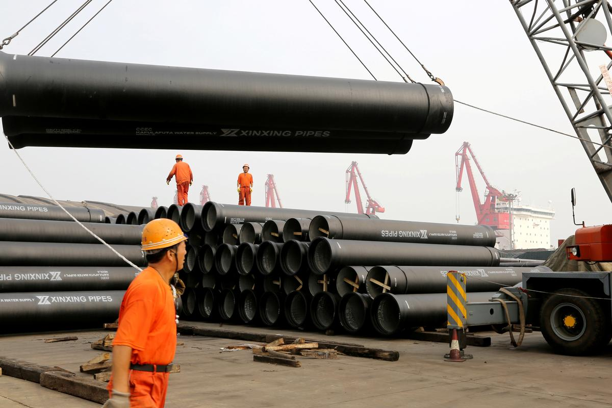China's November factory activity unexpectedly expands at quickest pace in almost three years: Caixin PMI