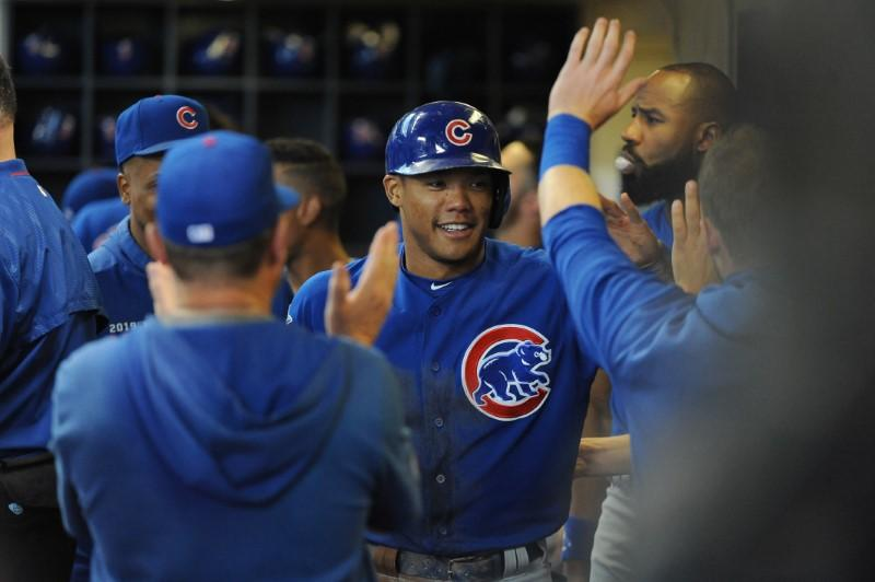 Cubs part ways with controversial INF Russell