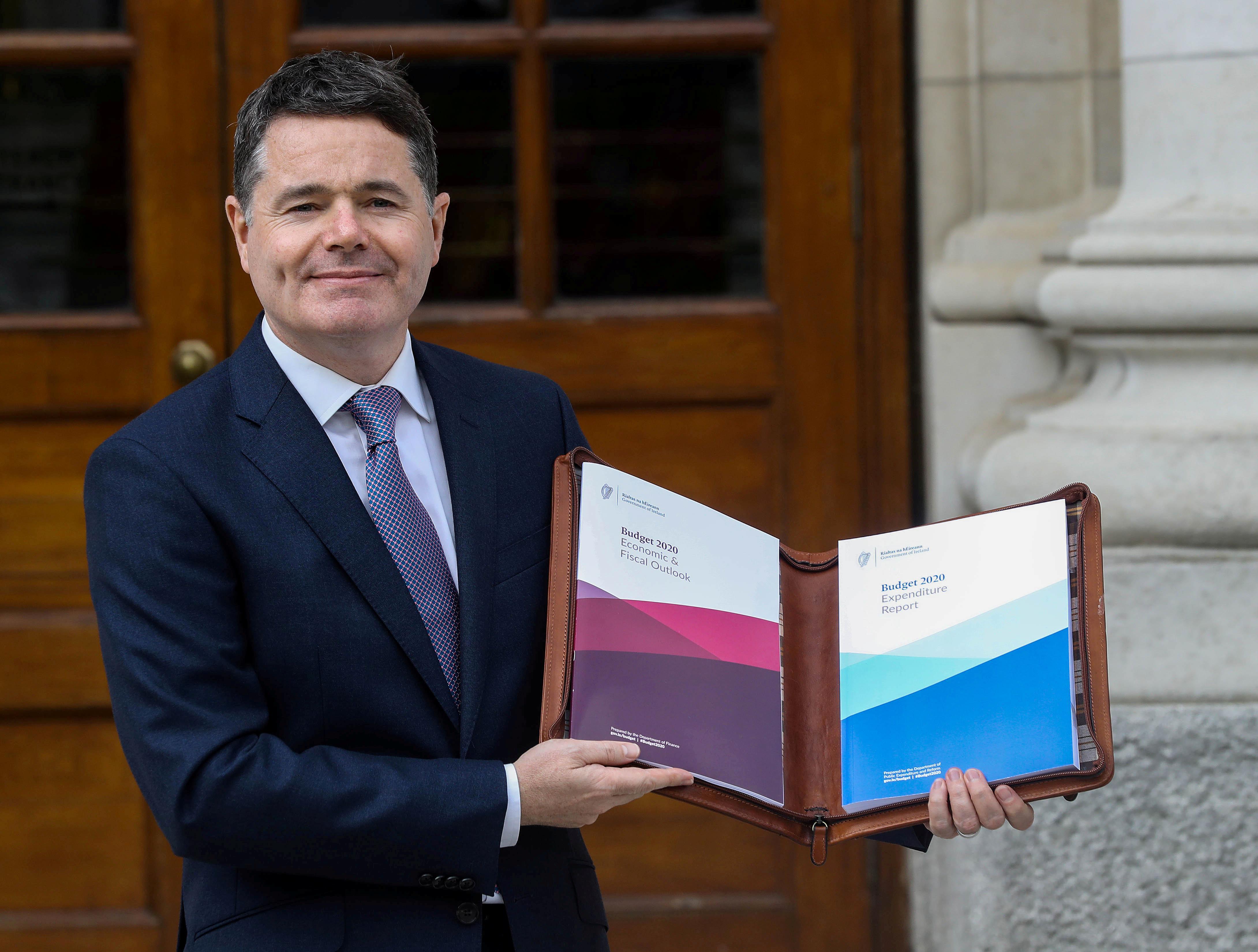 Corporate tax boom to hand Ireland bigger budget surplus