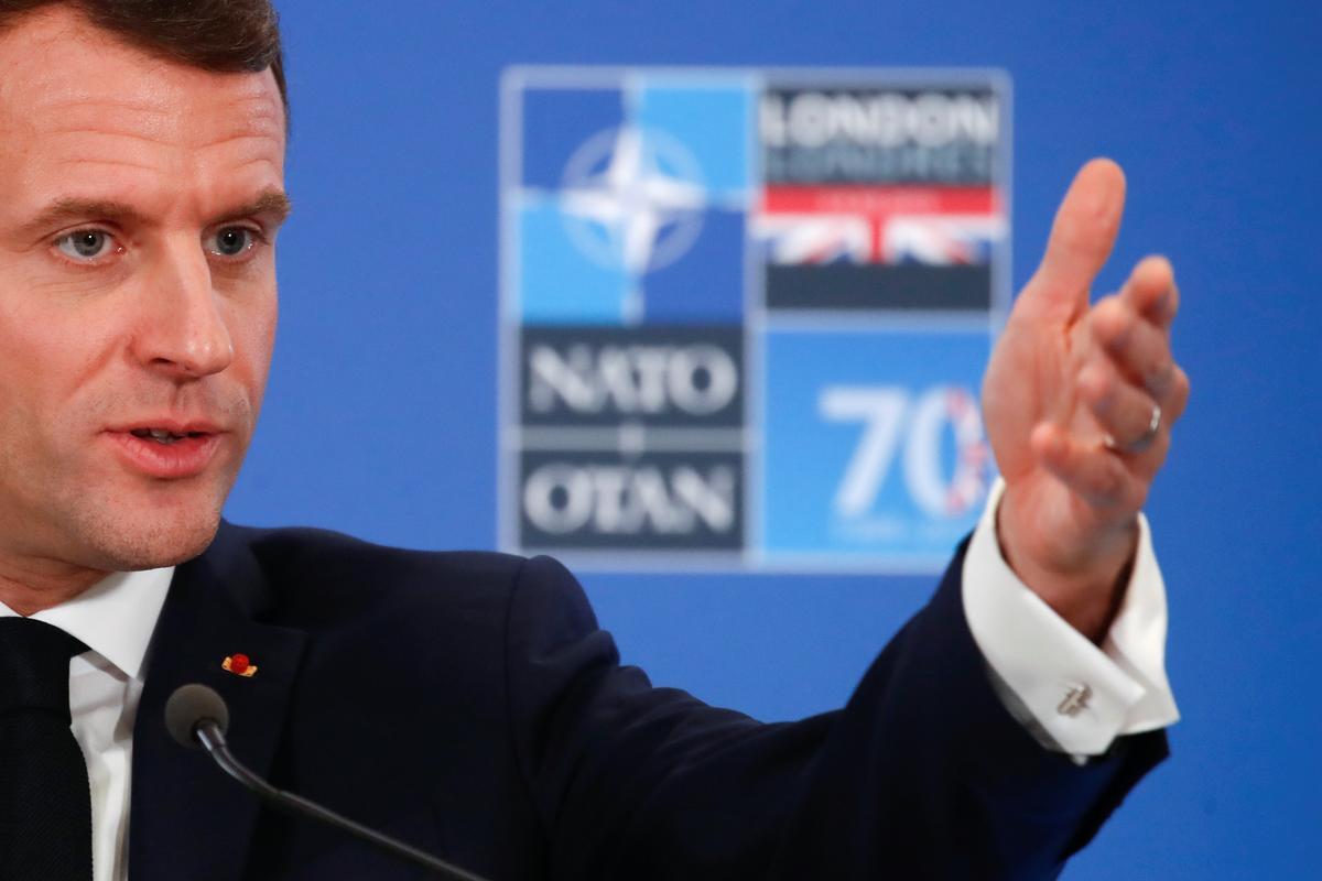 Macron conditions troop presence in Sahel on West African...