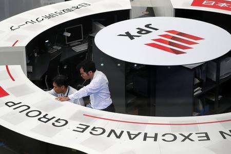 Asian shares gain as trade deal hopes flicker among Trump's mixed signals