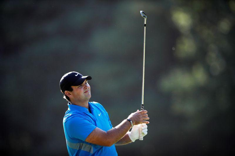 Reed grabs outright lead in the Bahamas, Woods six back