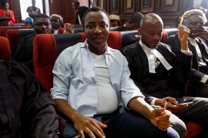 Nigerian activist Sowore released on bail -Sahara Reporters