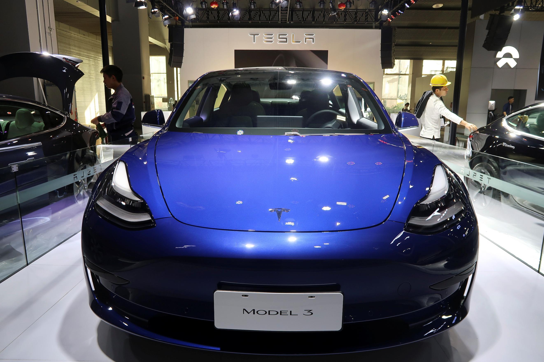 China-built Tesla cars secure new energy vehicle subsidies