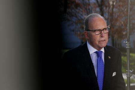 Trump will make final call on China tariffs, likes direction of talks: Kudlow