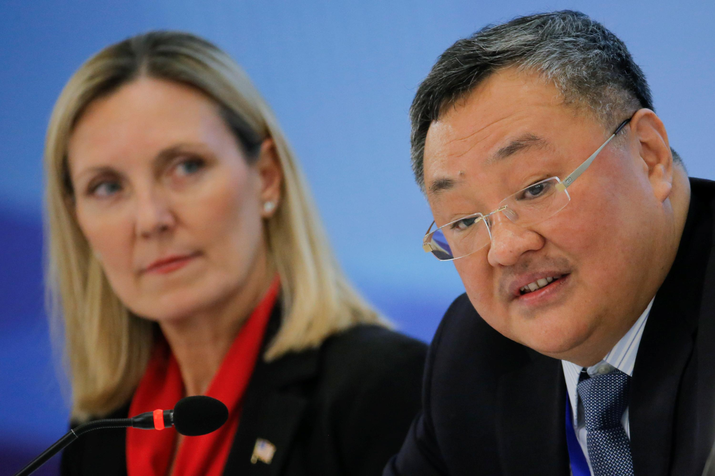 China envoy says Iran deal dispute resolution not triggered