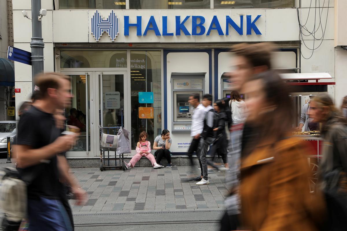 Turkey's Halkbank will use all rights to halt U.S. Federal Court...
