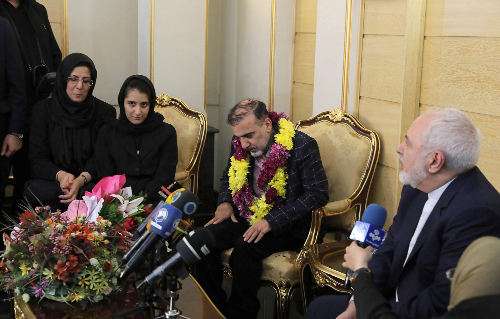United States and Iran swap prisoners in rare act of cooperation