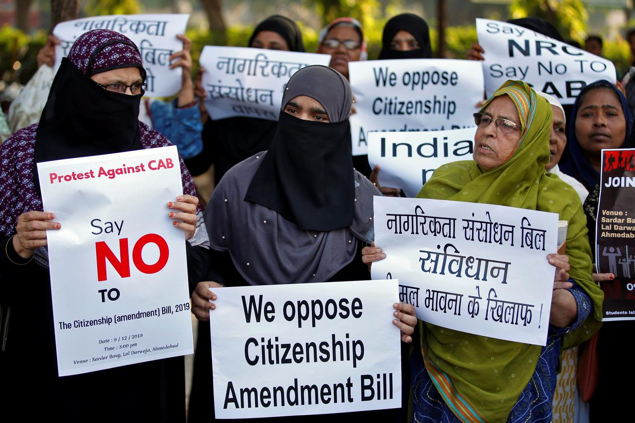 Protests erupt as India pushes for religion-based