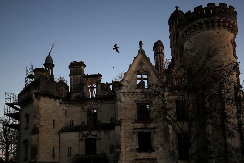 Living the dream: the commoners who bought a French castle