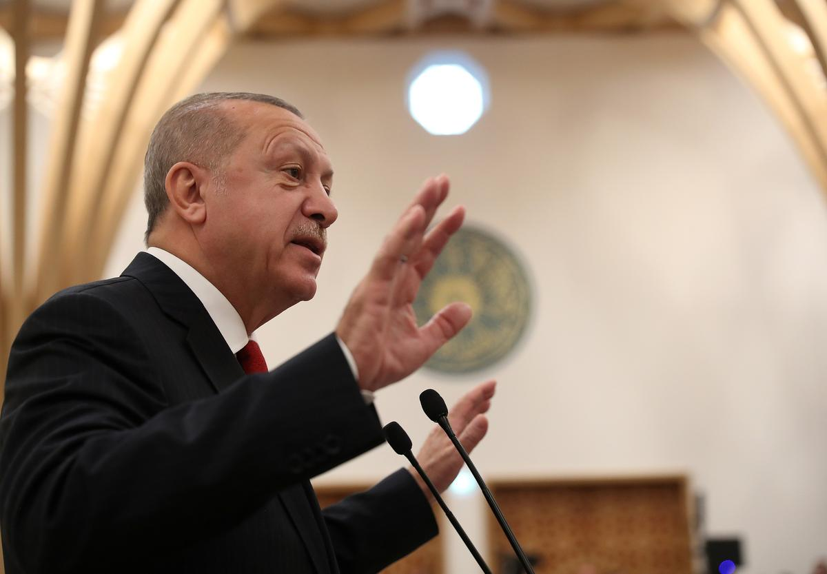 Erdogan: Turkey and Libya can conduct joint explorations in eastern...