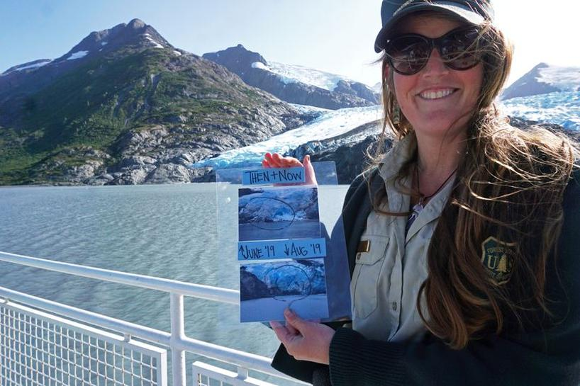 Disappearing frontier: Alaska's glaciers retreating at record pace