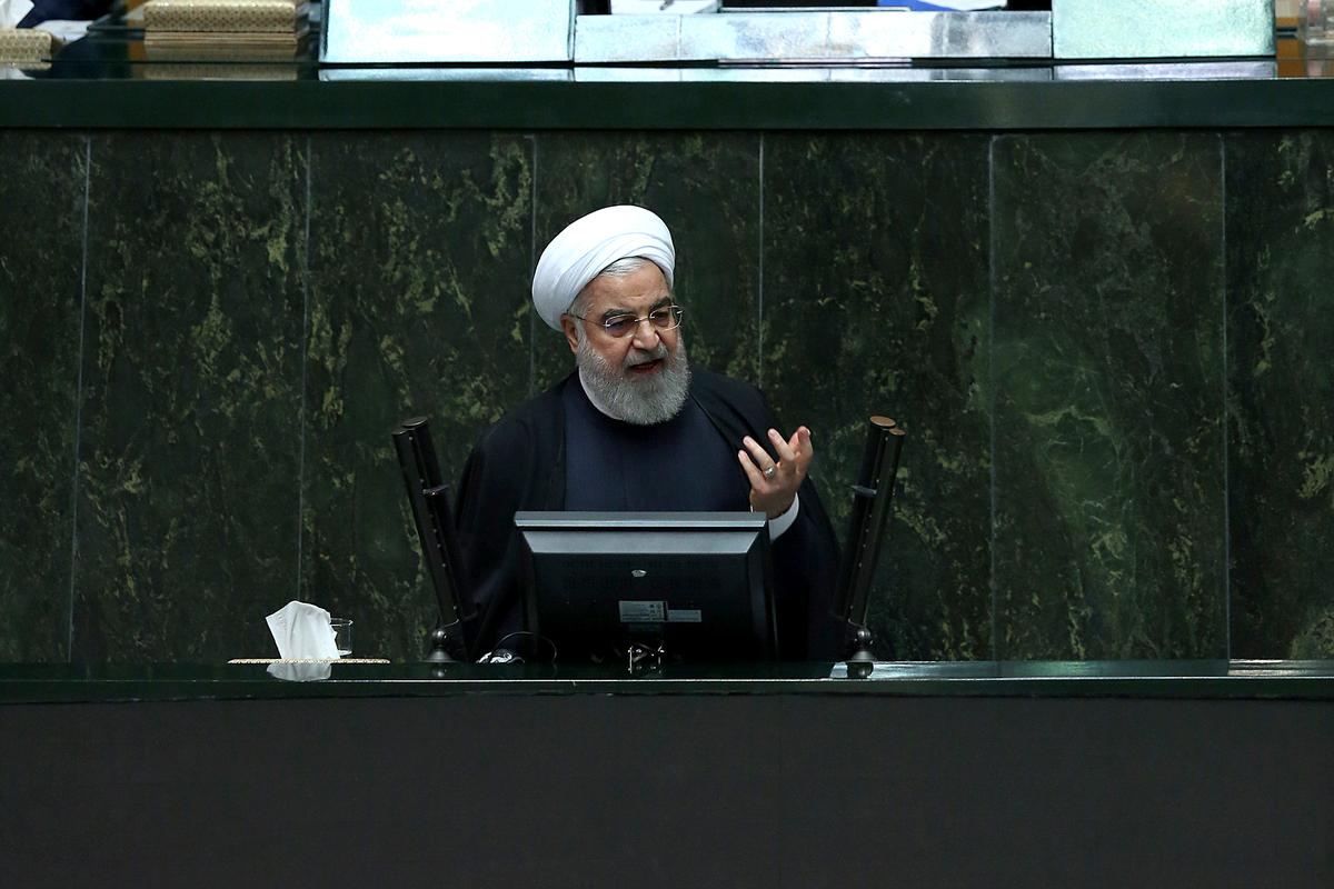 Iran President Rouhani may visit Japan on December 19: Jiji