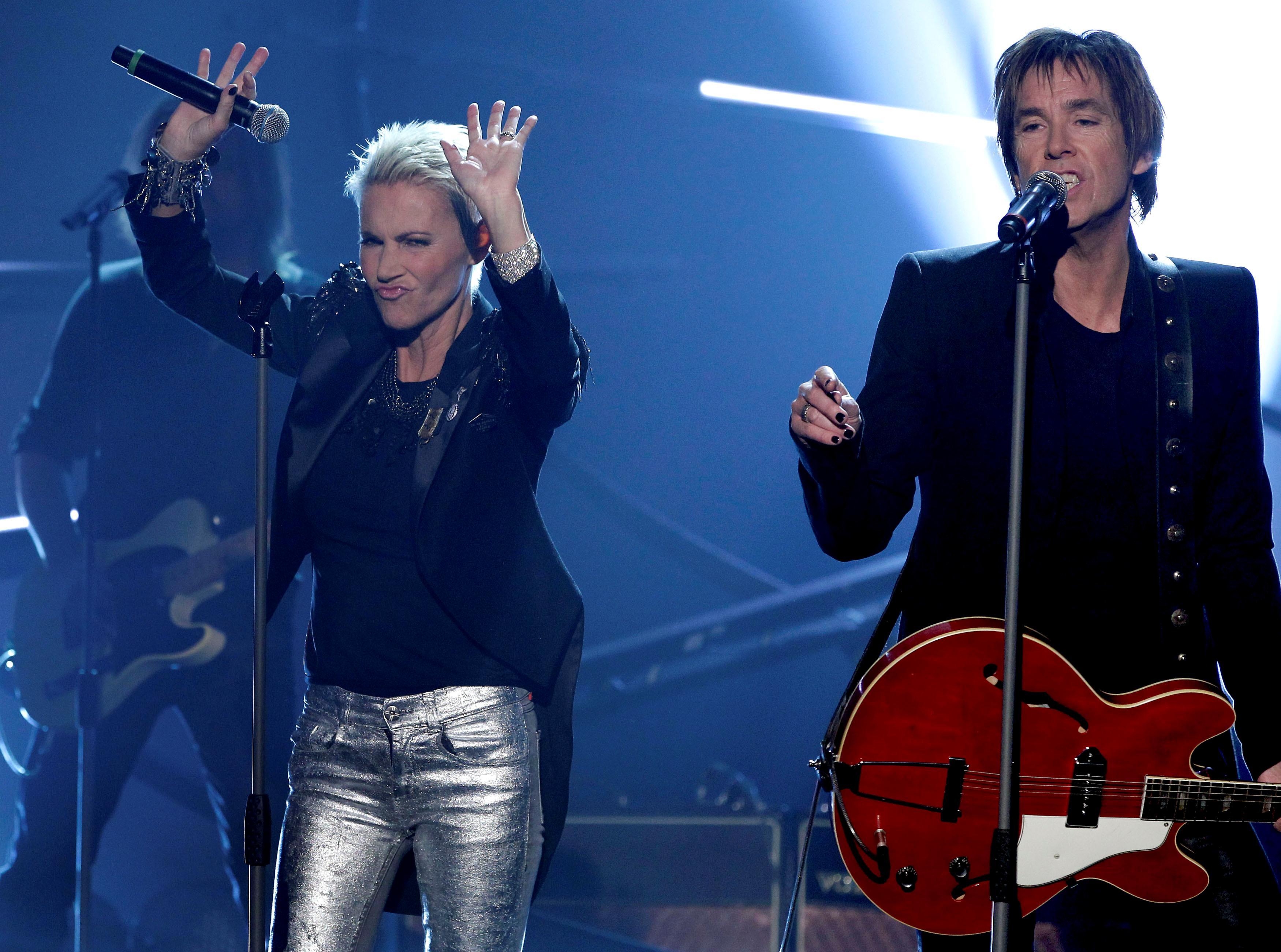 Swedish Roxette singer Marie Fredriksson dies at 61