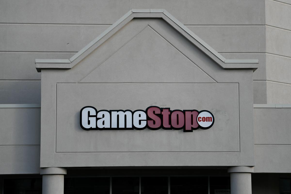GameStop shares slump 20% as weak console demand prompts forecast cut