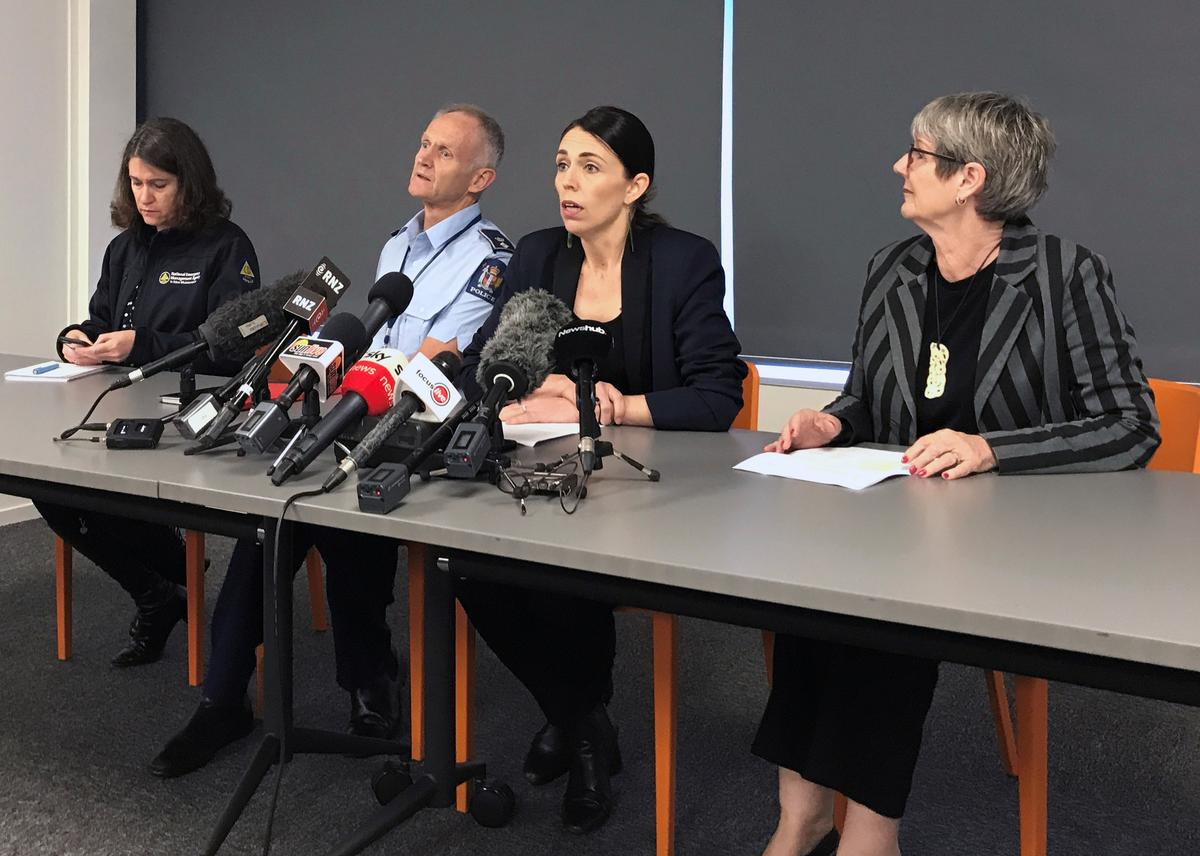 New Zealand Prime Minister says recovery teams hoping to access White Island volcano on Wednesday