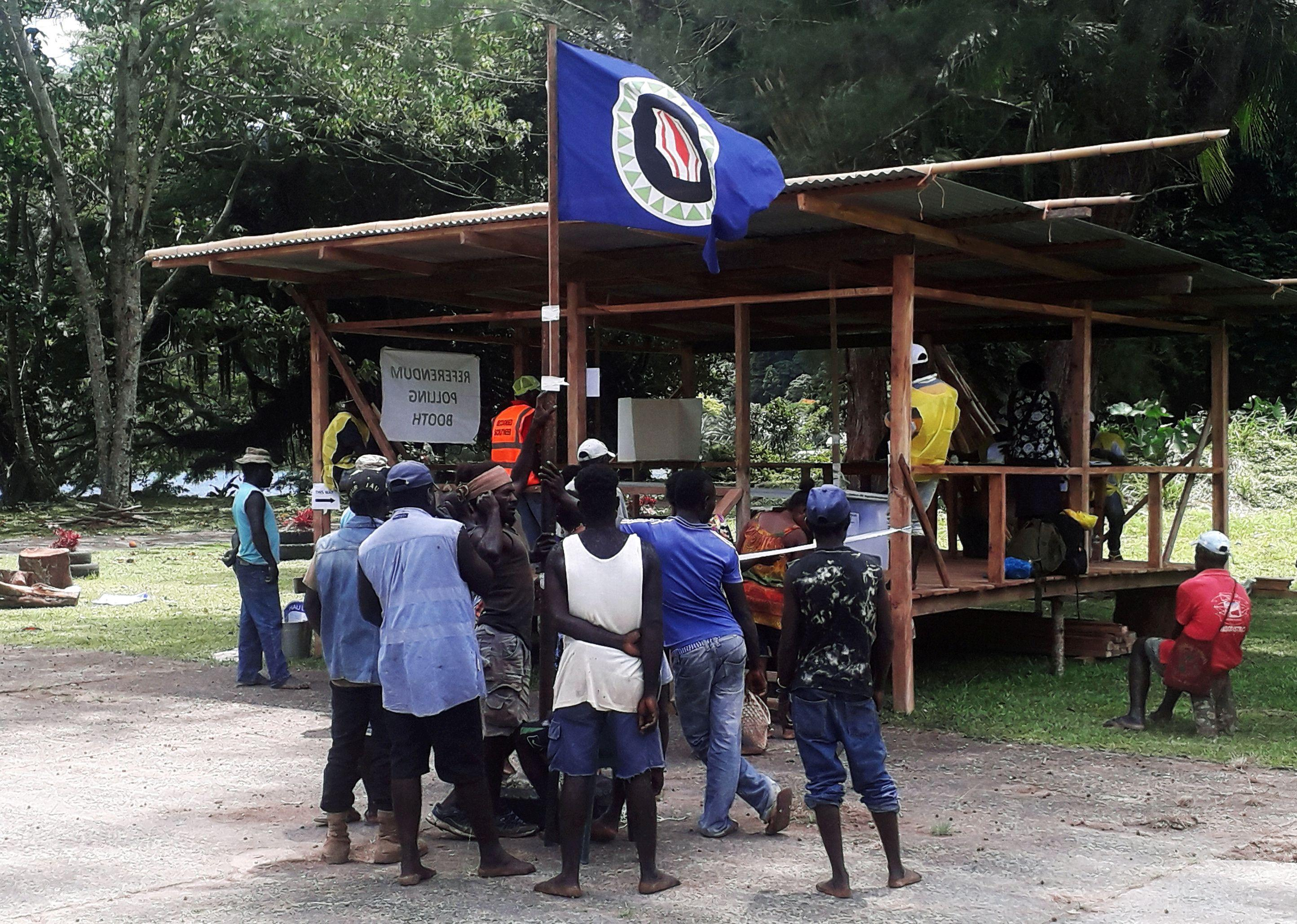 'We are reborn': Bougainville votes for independence from Papua New...