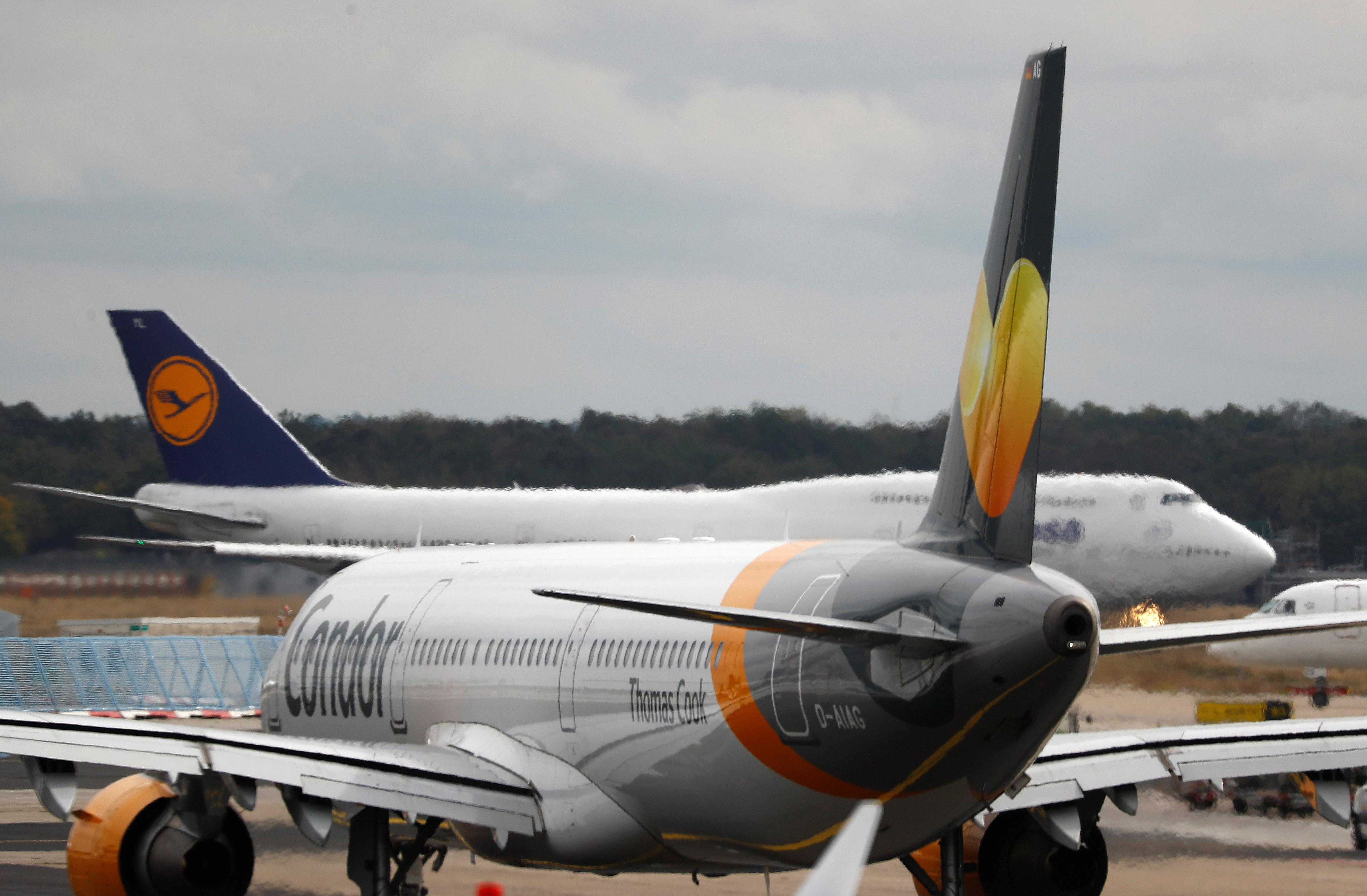 Germany to repay customers of insolvent Thomas Cook as insurance...