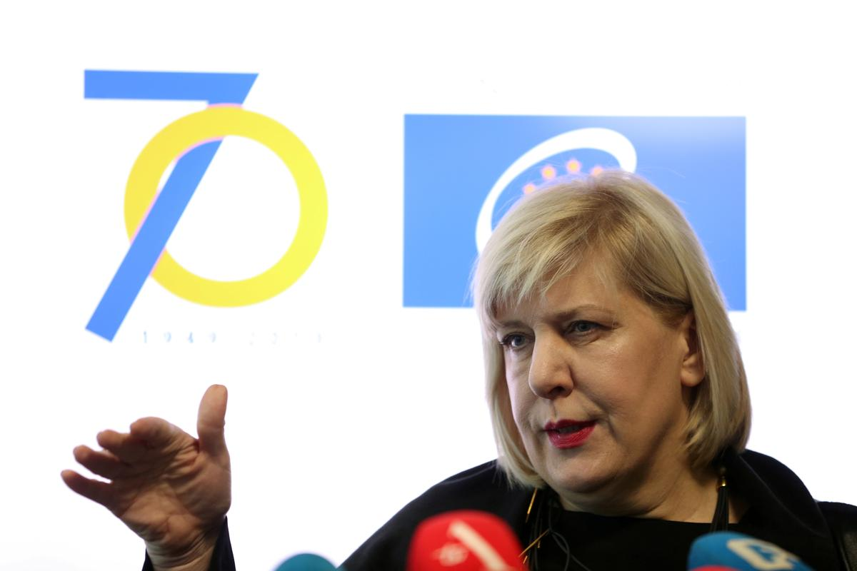 European rights body urges Azerbaijan to respect freedom of expression
