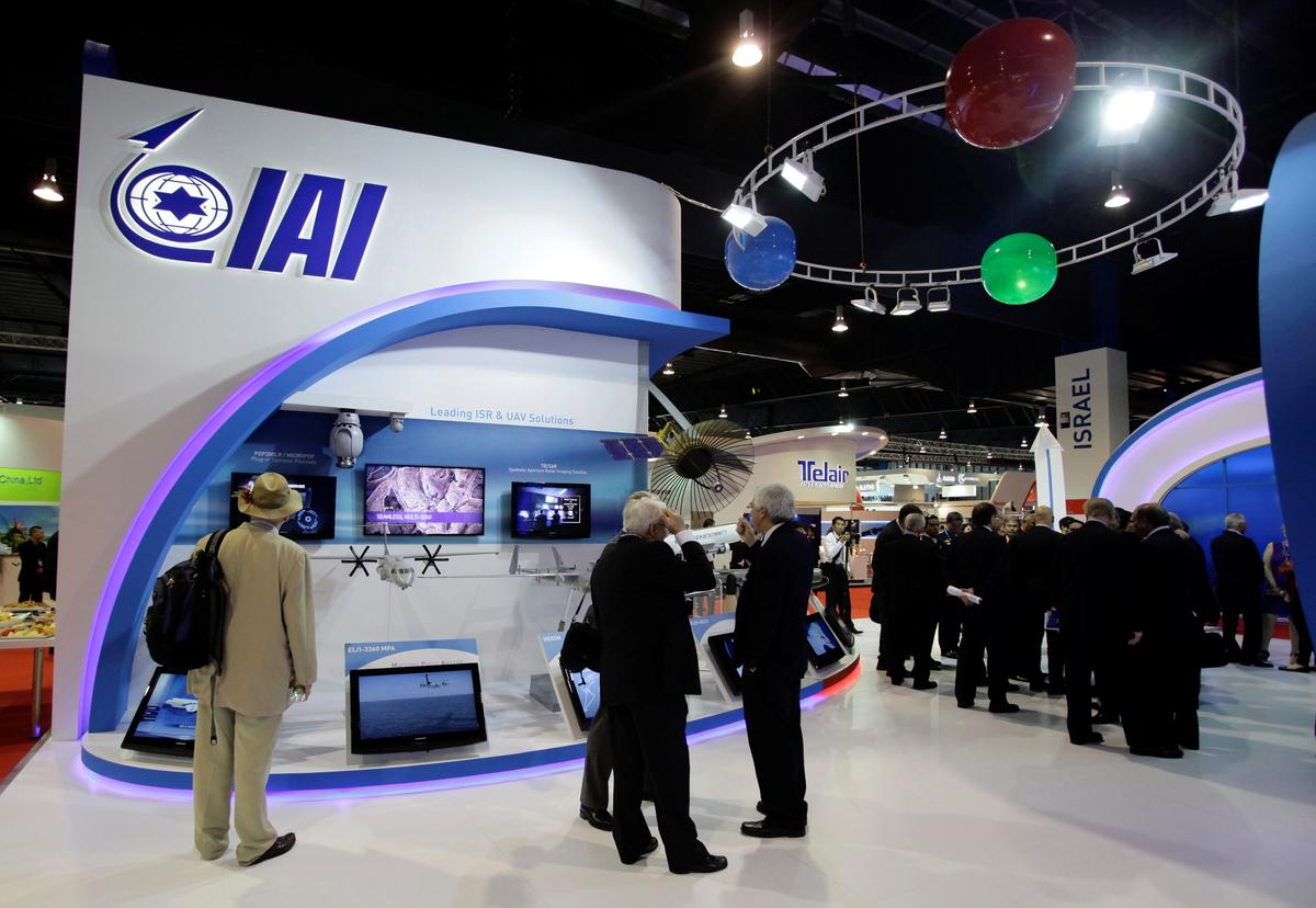 Israel Aerospace says it has fix to get...