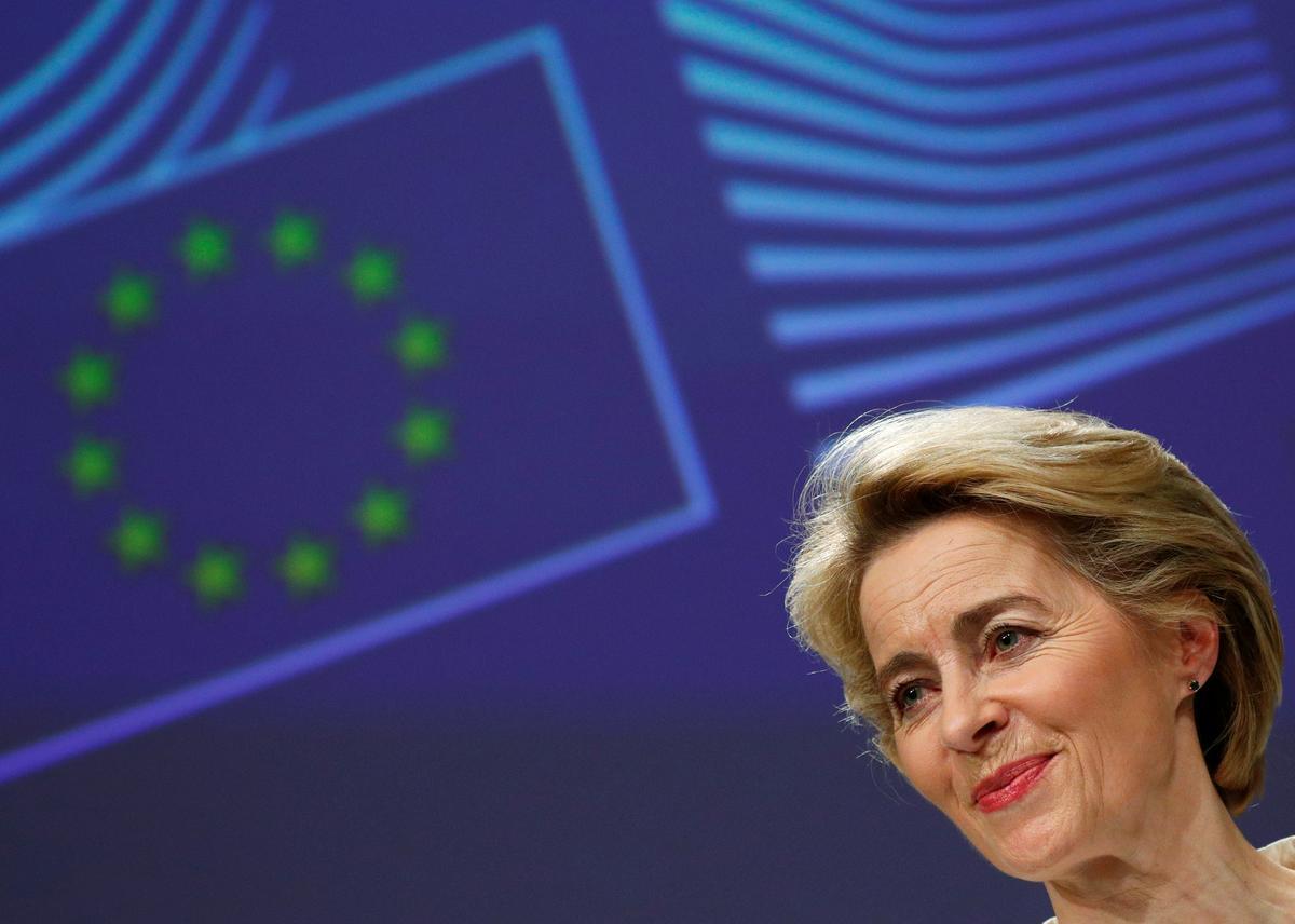 Factbox: What is von der Leyen's 'European Green Deal'?