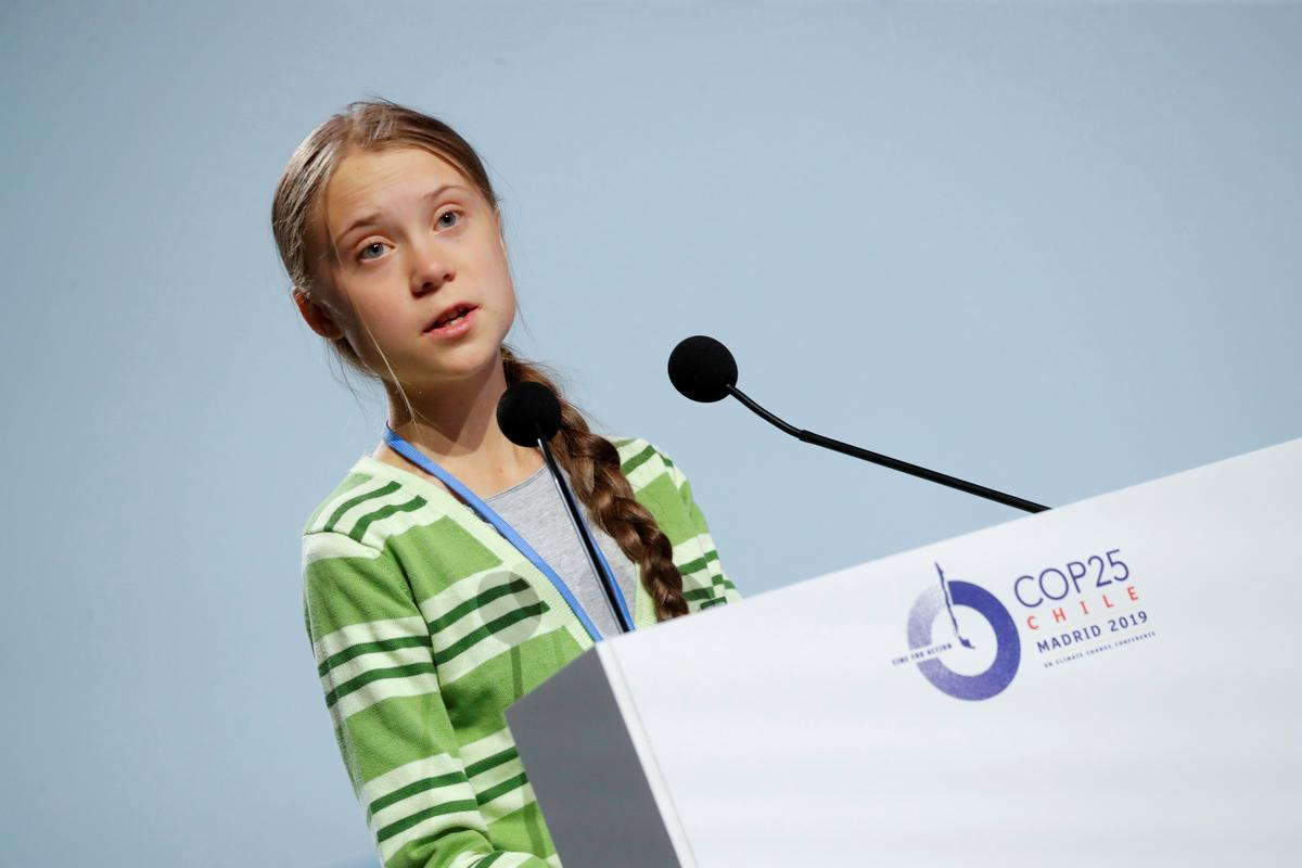 Europe launches 'Green Deal' as Thunberg denounces climate inaction