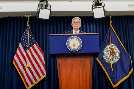 Fed keeps interest rates on hold amid 'favorable' economic outlook