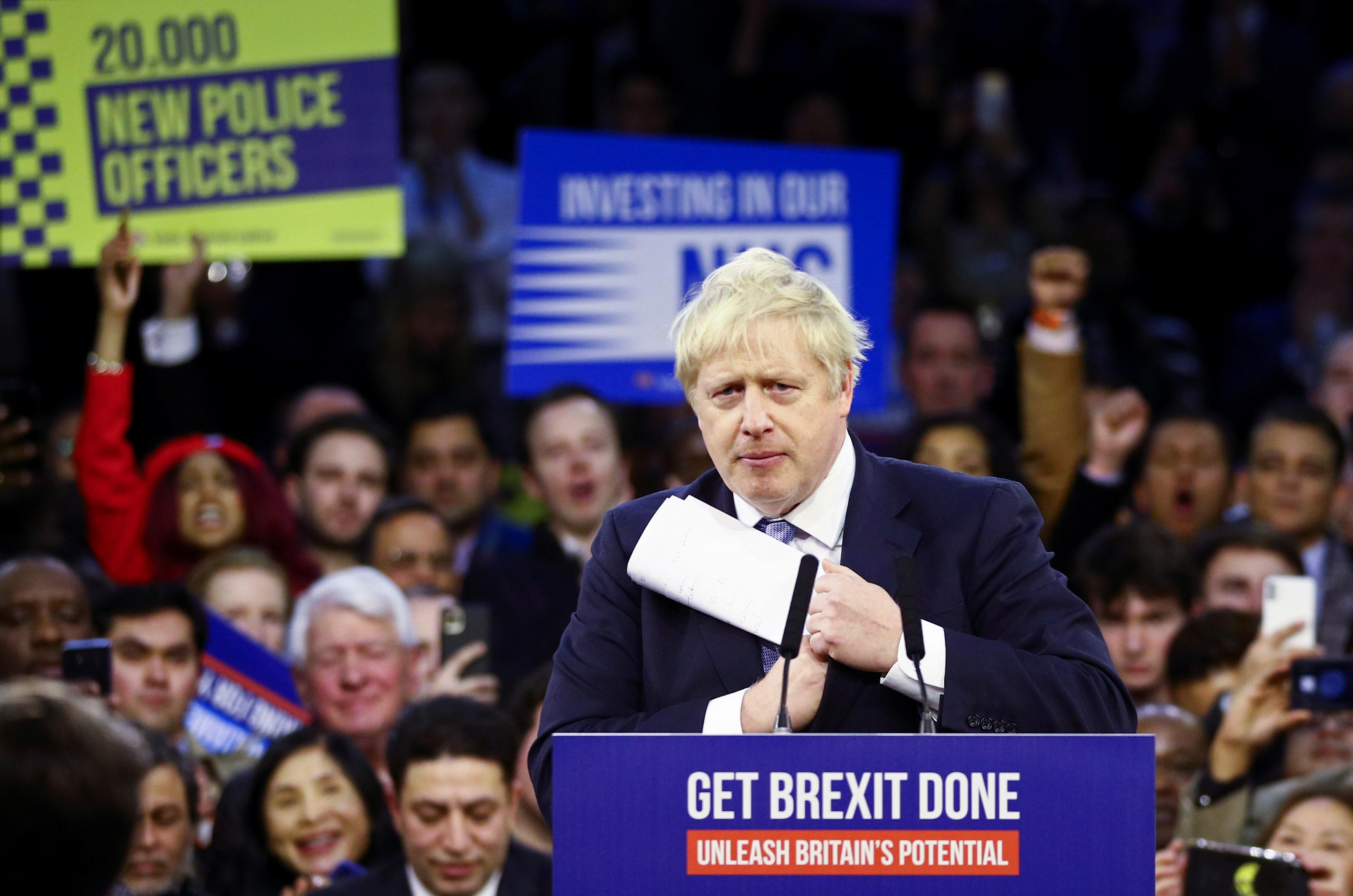 UK Labour cuts Conservative lead ahead of election: poll