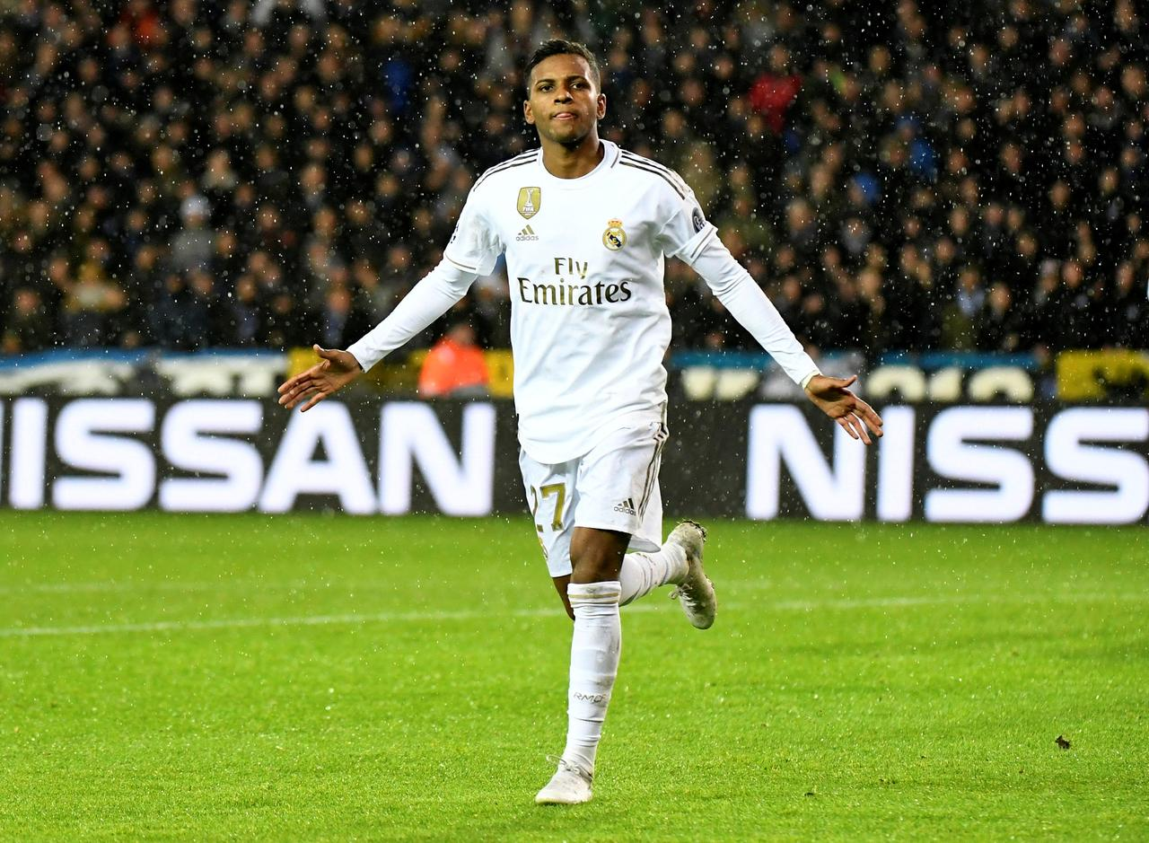 Image result for Teen magic steers Real Madrid to victory in Bruges