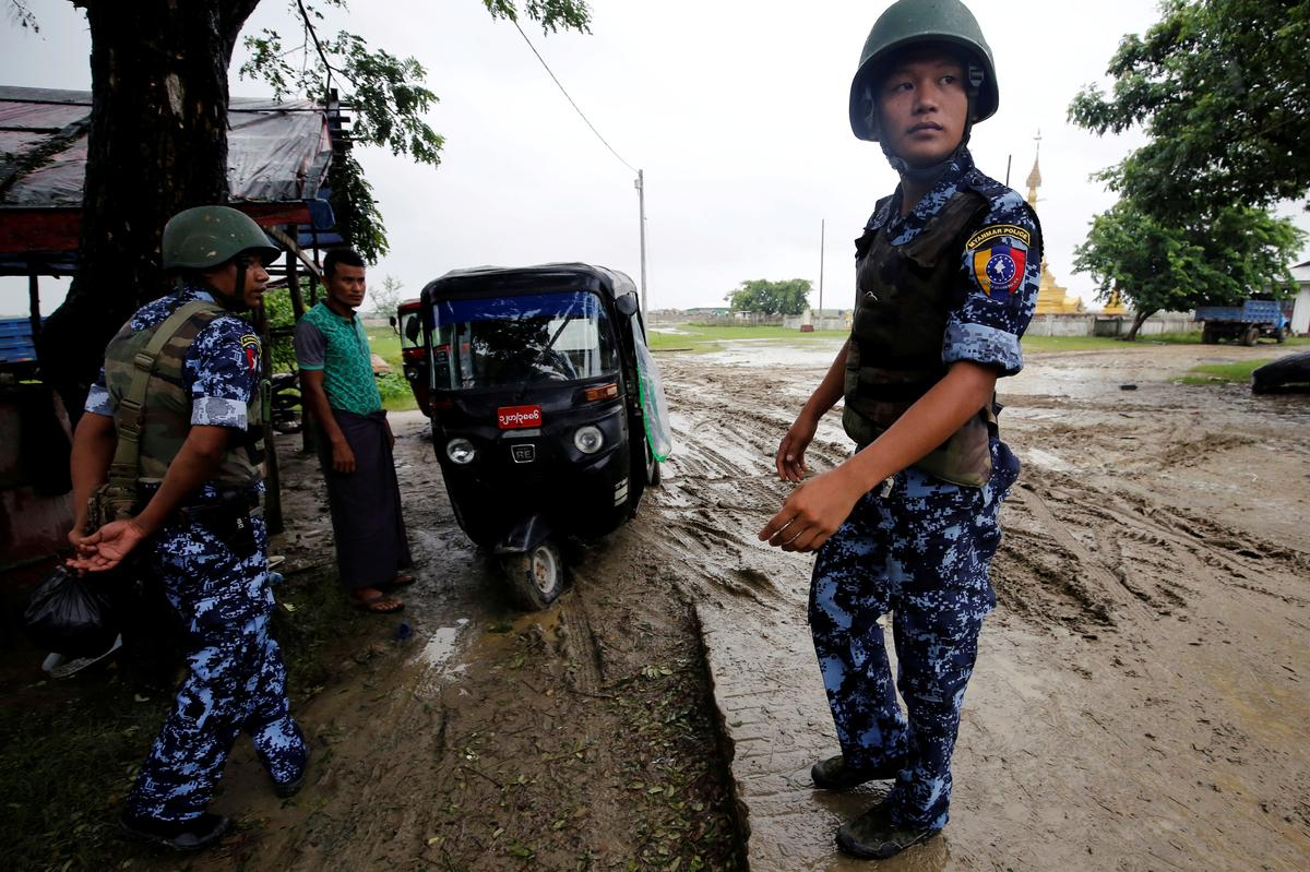 Brazen kidnappings multiply in Myanmar's Rakhine state as conflict deepens