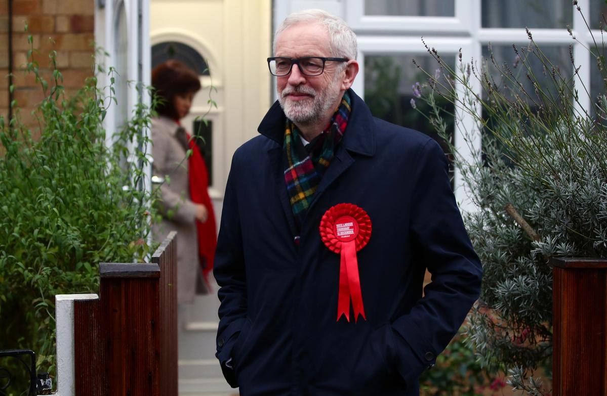 Israel 'very troubled' by Corbyn run in British election