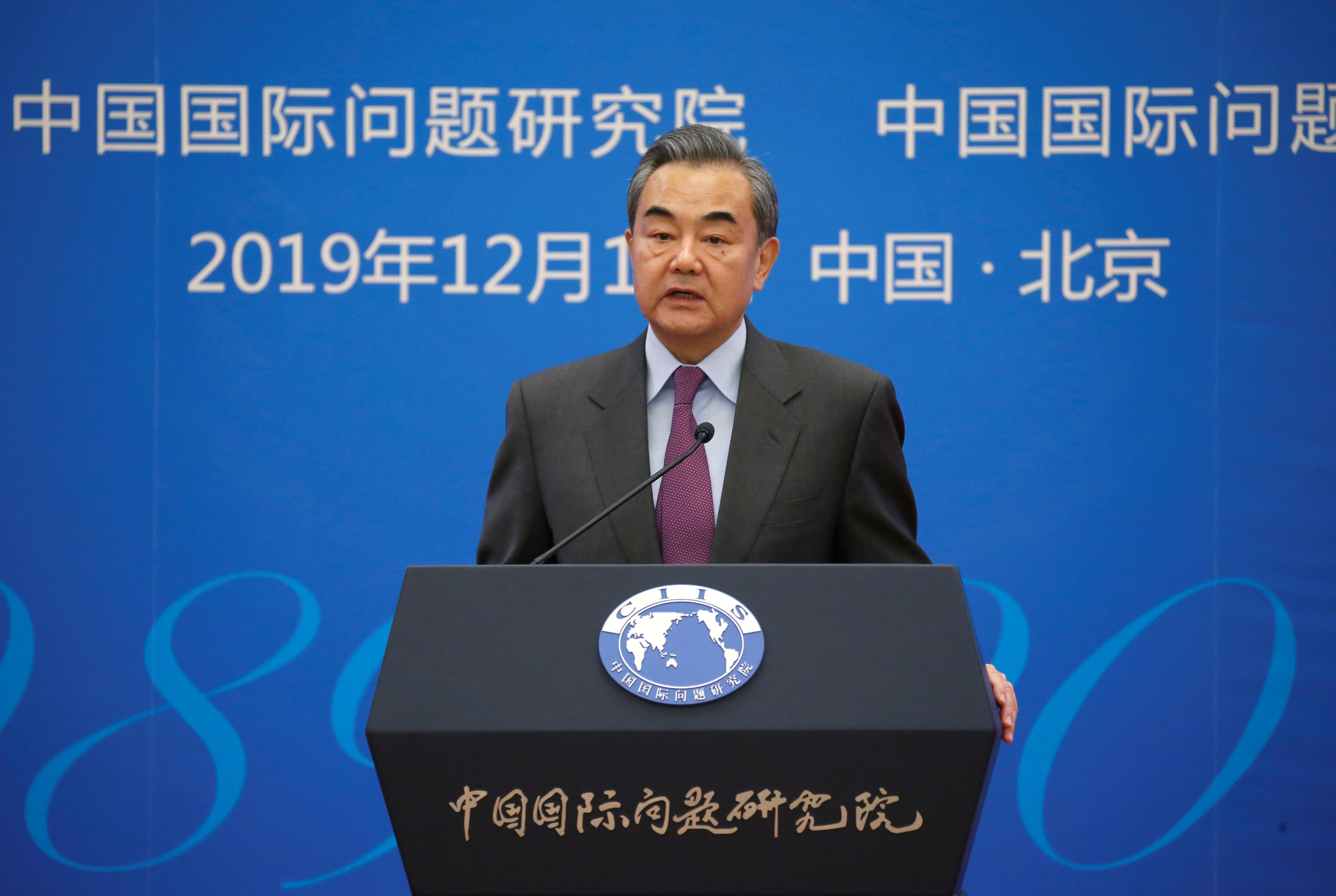 Senior China diplomat says U.S. seriously damaged hard-won mutual...
