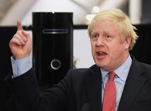 UK destined for Brexit as Johnson wins big