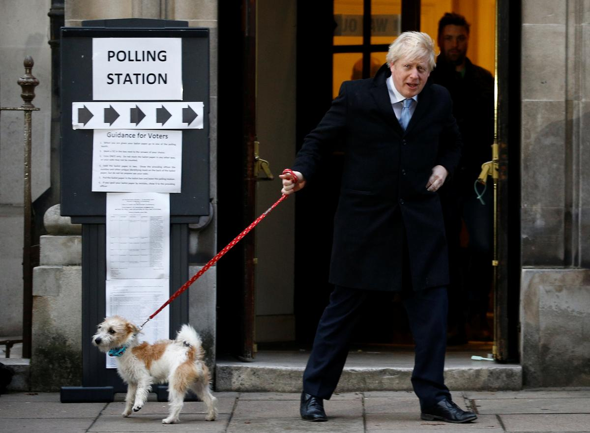 How Boris Johnson's election gamble paid off